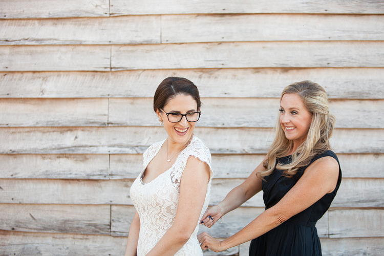 A Navy and Copper Coffee Themed Wedding at 48 Fields Farm in Leesburg VA