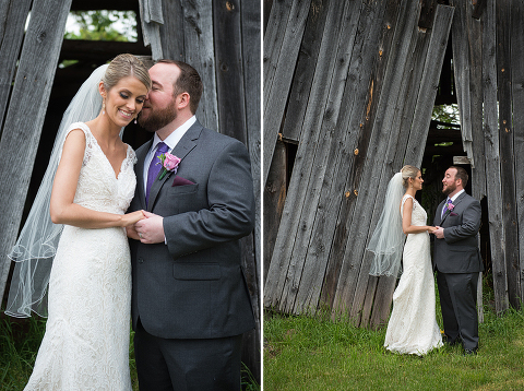 Springtime Petite Wedding at 48 Fields in Leesburg VA | Victoria and Ted